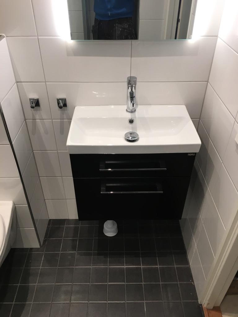 Inspektionslucka badrum tätskikt